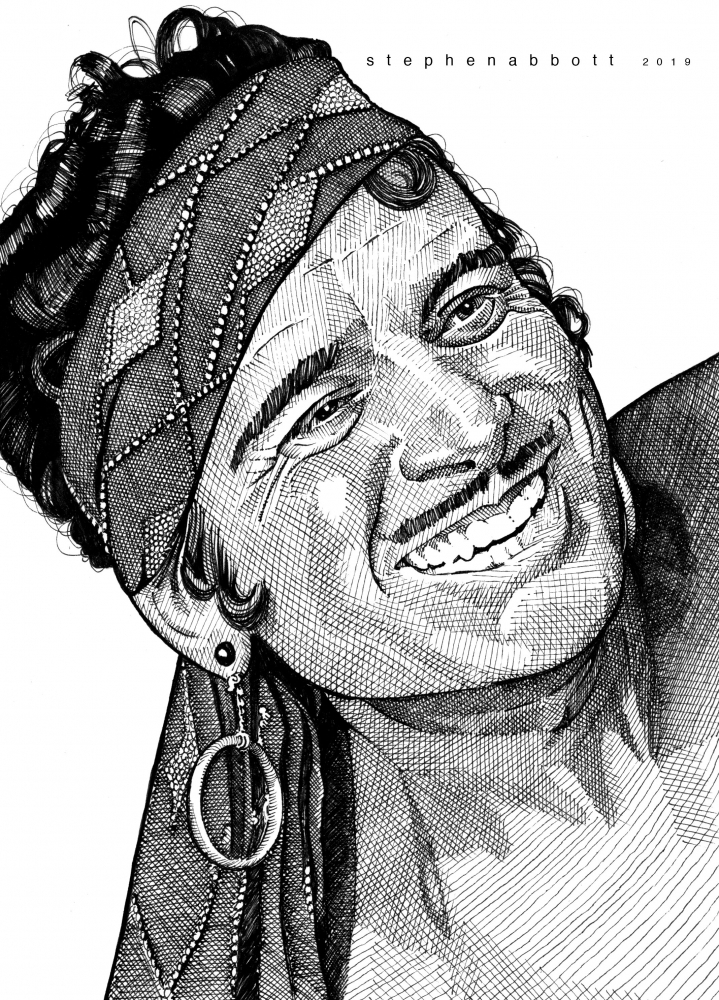 Douglas Fairbanks by Stefanosart